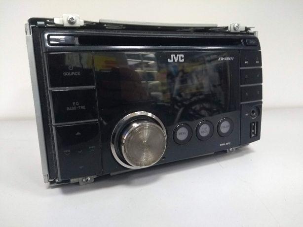 Radio Samochodowe JVC KW-XR611 LOMBARD66