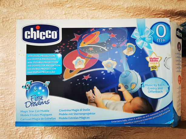 Chicco Mobile Estrelas Mágicas