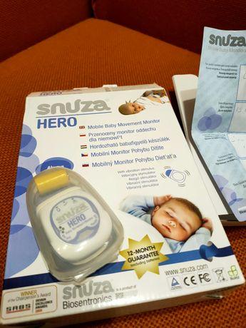 Монитор дыхания Snuza hero