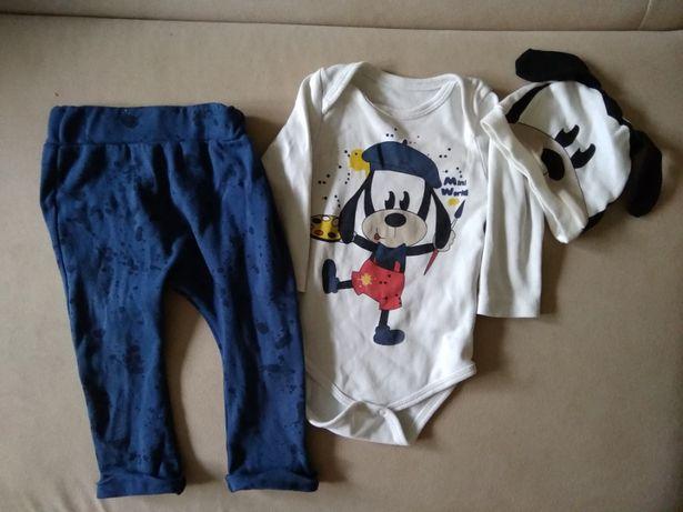 Продам детский костюм на рост 74