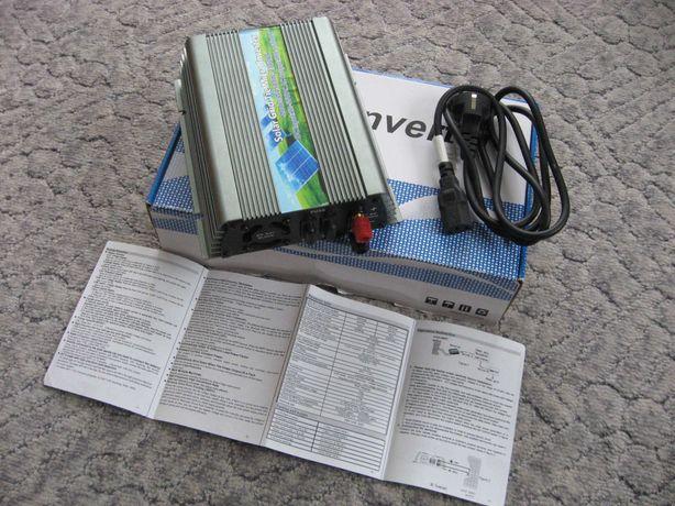 Inverter 500 W -230VAC fotowoltaika