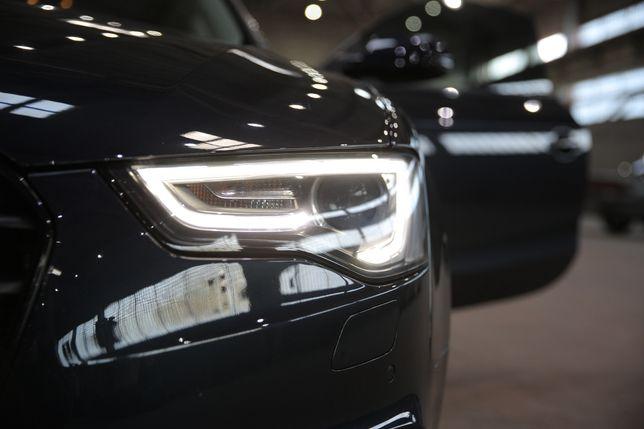 Audi a5 stage2 3.0 л компрессор бензин