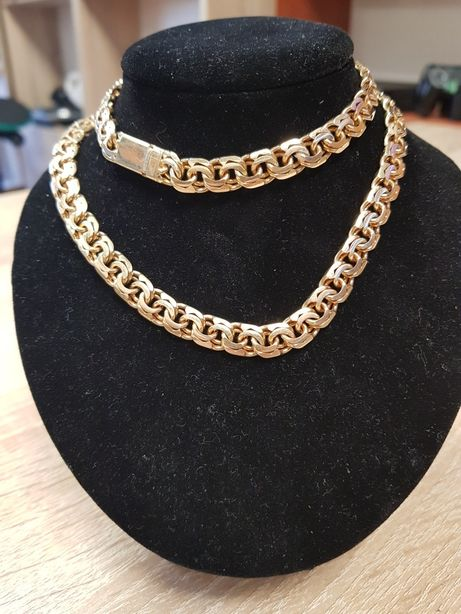 Łańcuch Złoty Garibaldi - Lombard Wysylka