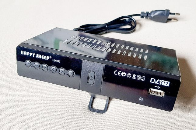 Dekoder DVB-T Happy Sheep HD-999
