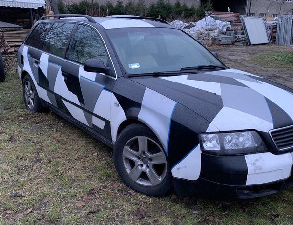 Audi A6 c5 2.5tdi na czesci