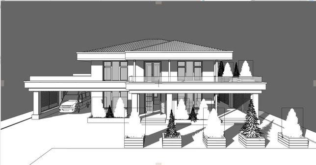 Архитектор/Перепланировка квартир/Проект дома, будинку/Дизайн