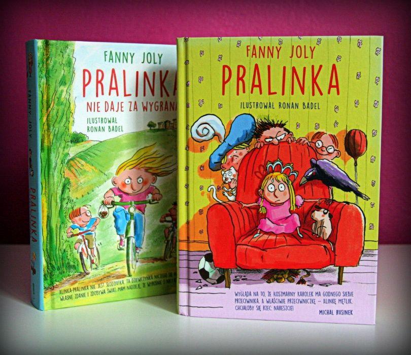 """Fanny Joly """"Pralinka"""" (2 części), wyd. ZNAK Rzeszów - image 1"""