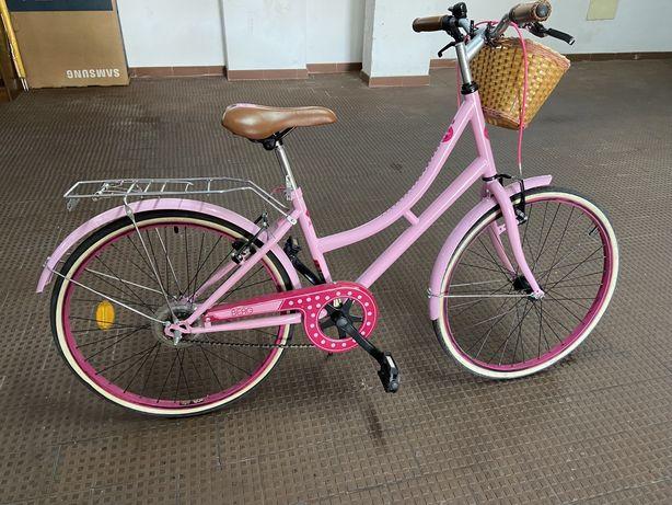 Bicicleta menina roda 24