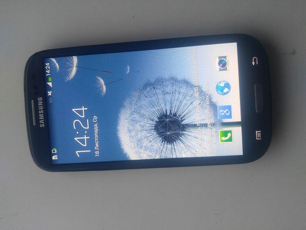 Смартфон Samsung S3  ( GT-19300)