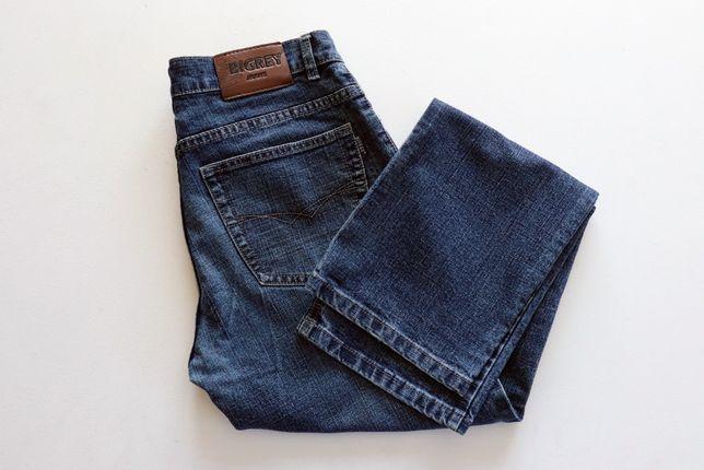 Spodnie męskie jeansy Bigrey Blue W32 L32 Stan idealny