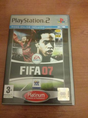 Fifa 07 para playstation 2