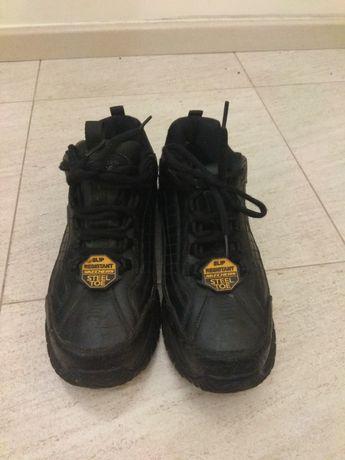 Sapato biqueira de aço Skechers