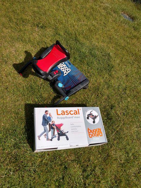 Lascal Buggy board maxi z siedziskiem