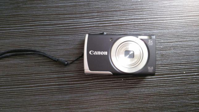Фотоапарат Canon PowerShot A2500 Black