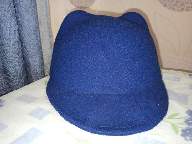 Детская шапочка-кепка