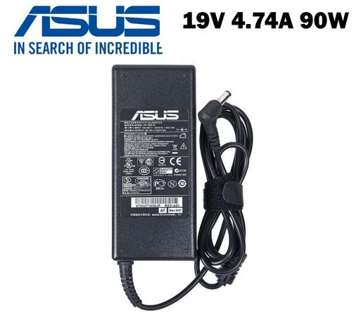 Блок питания для ноутбука Asus 19V 4.74A 90W Зарядное устройство асус