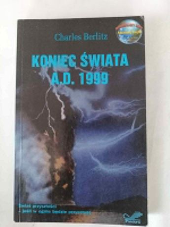 """Koniec świata"" Charles Berlitz"