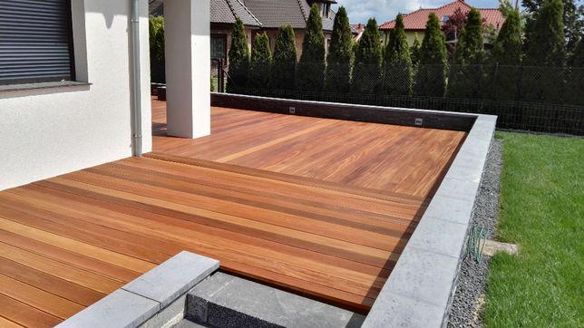 Taras drewniany/ kompozytowy Kompleksowa usługa