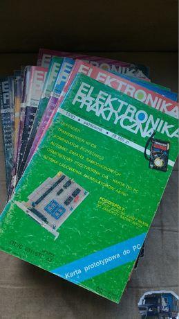 praktyczny elektronik, nowy elektronik, elektronik hobby i inne