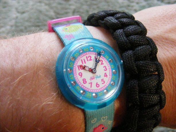 Sprzedam zegarek dziecięcy SWATCH FLIK FLAK