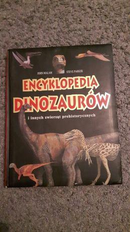 Encyklopedia dinozaurów i zwierząt prehistorycznych. Stan bdb