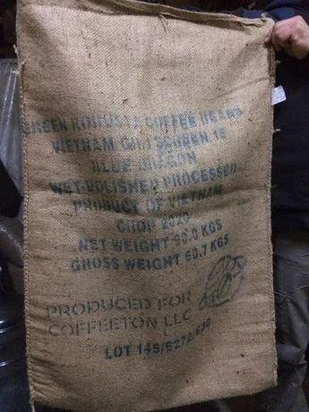 Мешки джутовые большие от 10 грн
