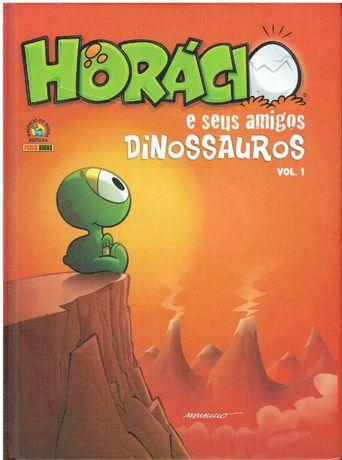 11219 - Banda Desenhada Horácio E Seus Amigos Dinossauros - Volume 1