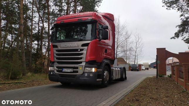 Scania R410  Scania R410