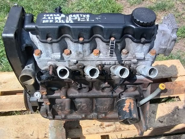 Silnik Corsa B 1.2l 8v X12SZ