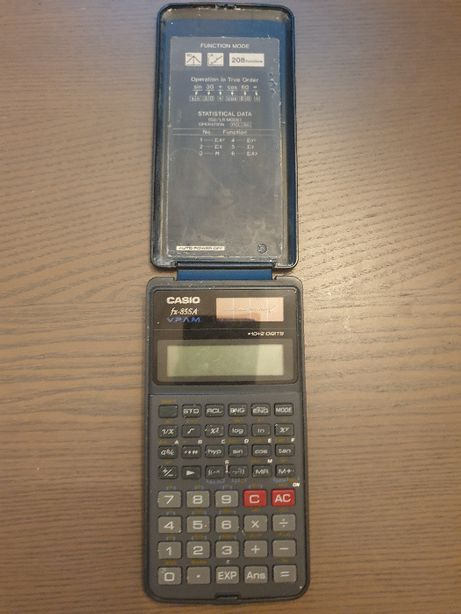 Kalkulator naukowy Casio FX-85SA V.P.A.M.