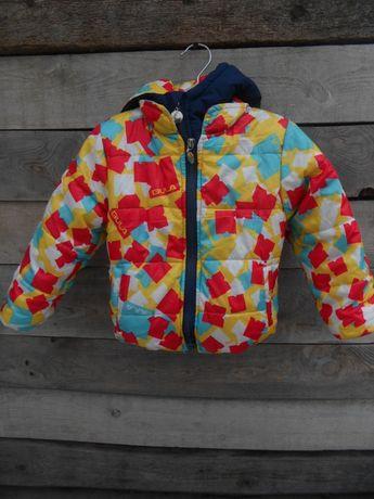 Торг Куртка деми идеальное состояние на девочку 2-3г