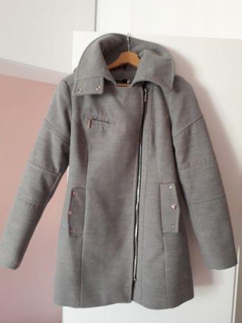 Płaszcz jesienno zimowy Kaja rozm.36 idealny