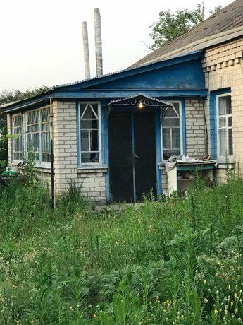 Теплий Дім з цегли в селі Чирське