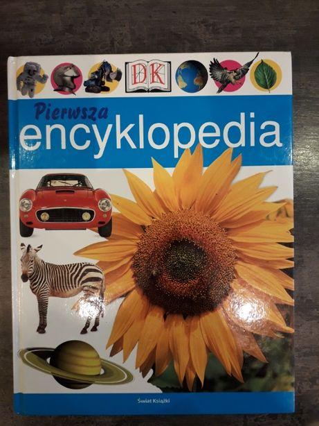 Pierwsza encyklopedia Świat Książki Łodź