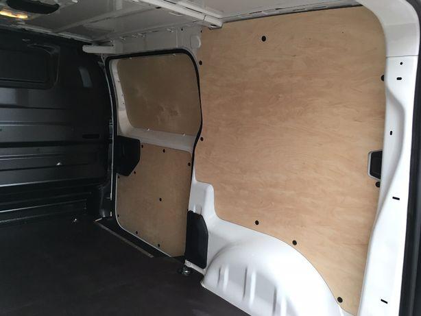 Citroen Jumpy, Peugeot Expert, Toyota Proace podłoga, ściany, boki L2