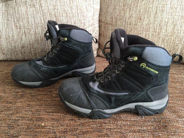Теплые ботинки Outventure 23 см