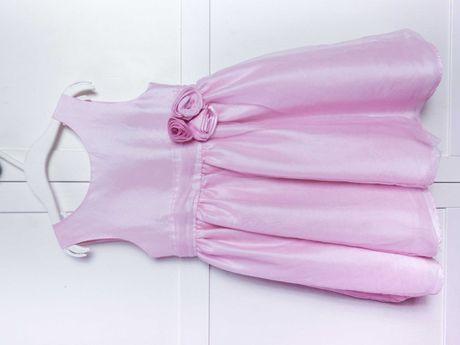 H&M Piękna sukienka Wizytowa 5-6 lat/116cm Ok