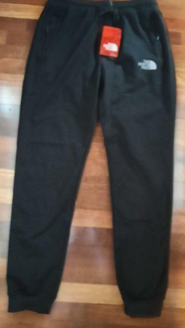 Spodnie dresowe The North face r XXXL Czarne