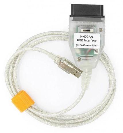 Диагностический сканер для БМВ BMW INPA с переключателем