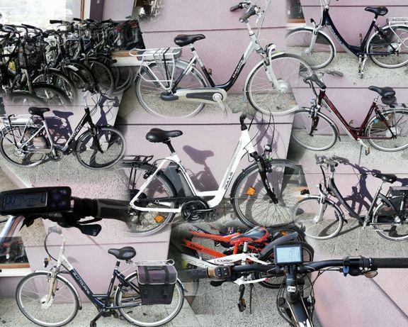 Holenderskie Rowery Elektryczne.Gazelle-Koga-Batavus-Sparta.-WYSYLKA-