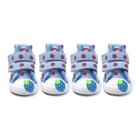 Кроссовки/Демисезонные ботинки для собак