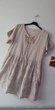 Nowa sukienka tunika