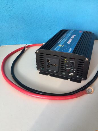 Преобразователь напряжения инвертор 4000W