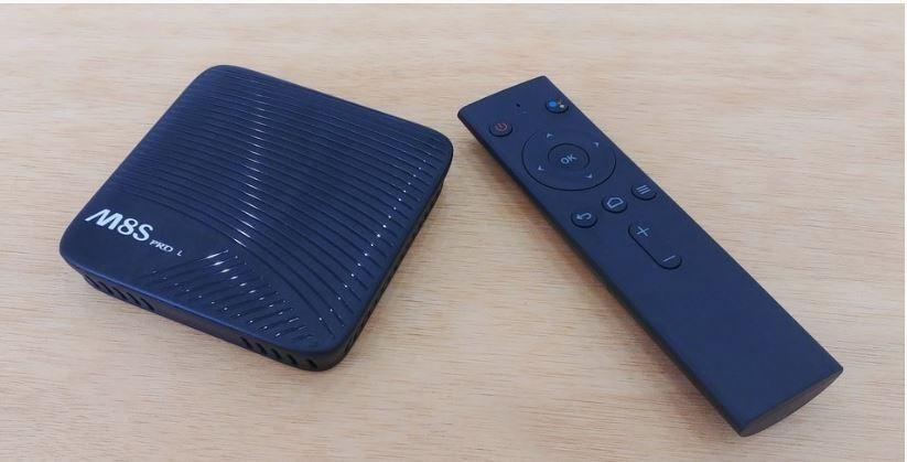 Mecool M8S Pro L android box Porto - imagem 1