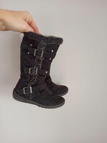 Kozaki 26 buty zimowe