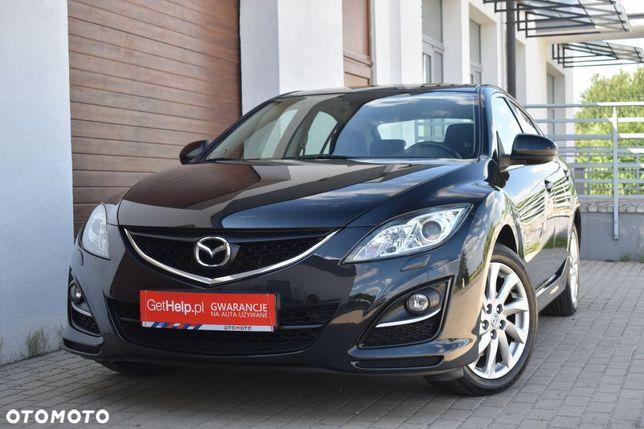 Mazda 6 121tyś km 2.0b 155KM alu 17 podgrzewane fotele GWARANCJA...