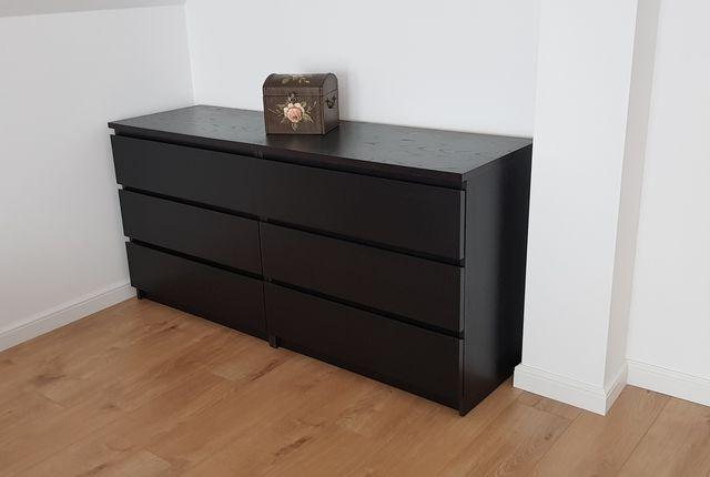 Komoda 80 cm, 1 lub 2 sztuki, malm IKEA