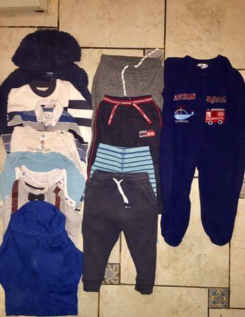 Пакет вещей на мальчика 1-1,5года/12-18месяца