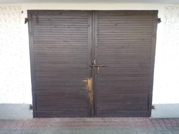 Brama garażowa 205cm x 234cm