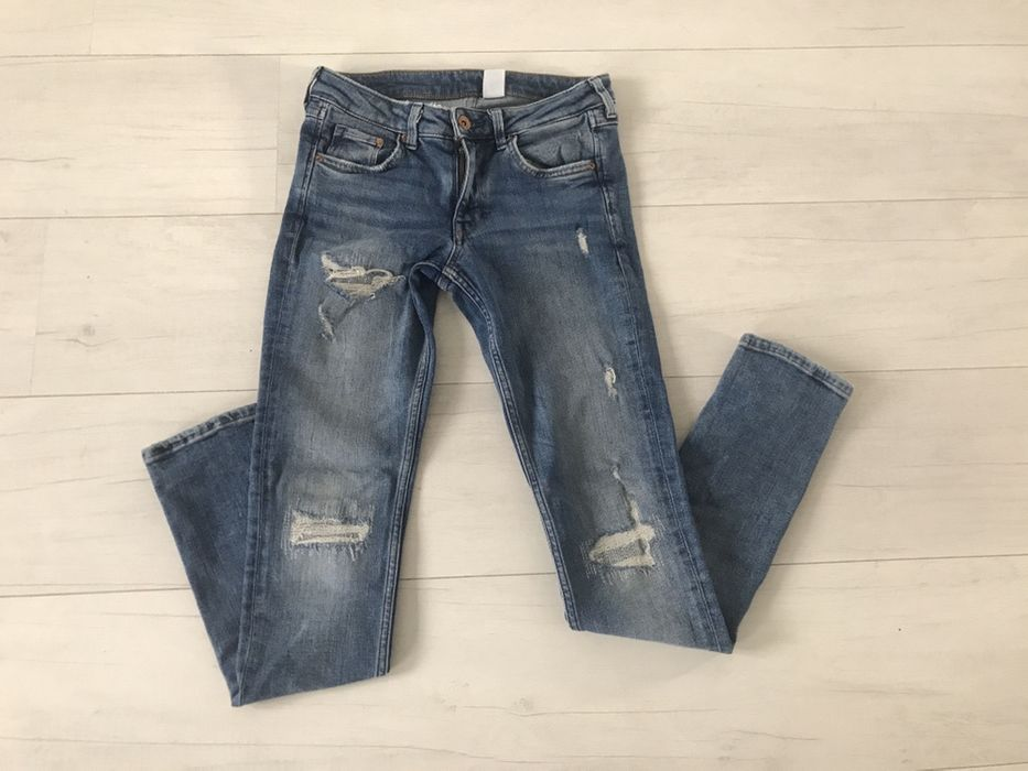 spodnie jeans H&M Szczawno-Zdrój - image 1